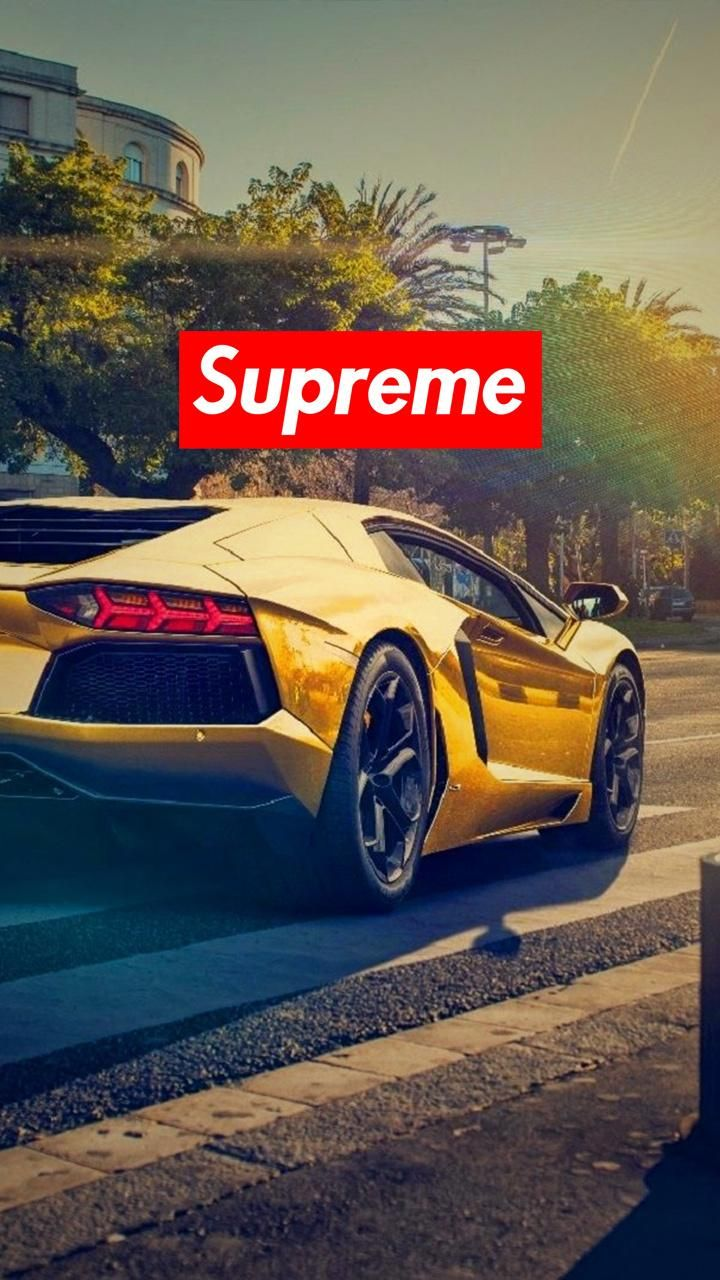 Download Supreme lamborghini wallpaper by SrCots now Browse 720x1280