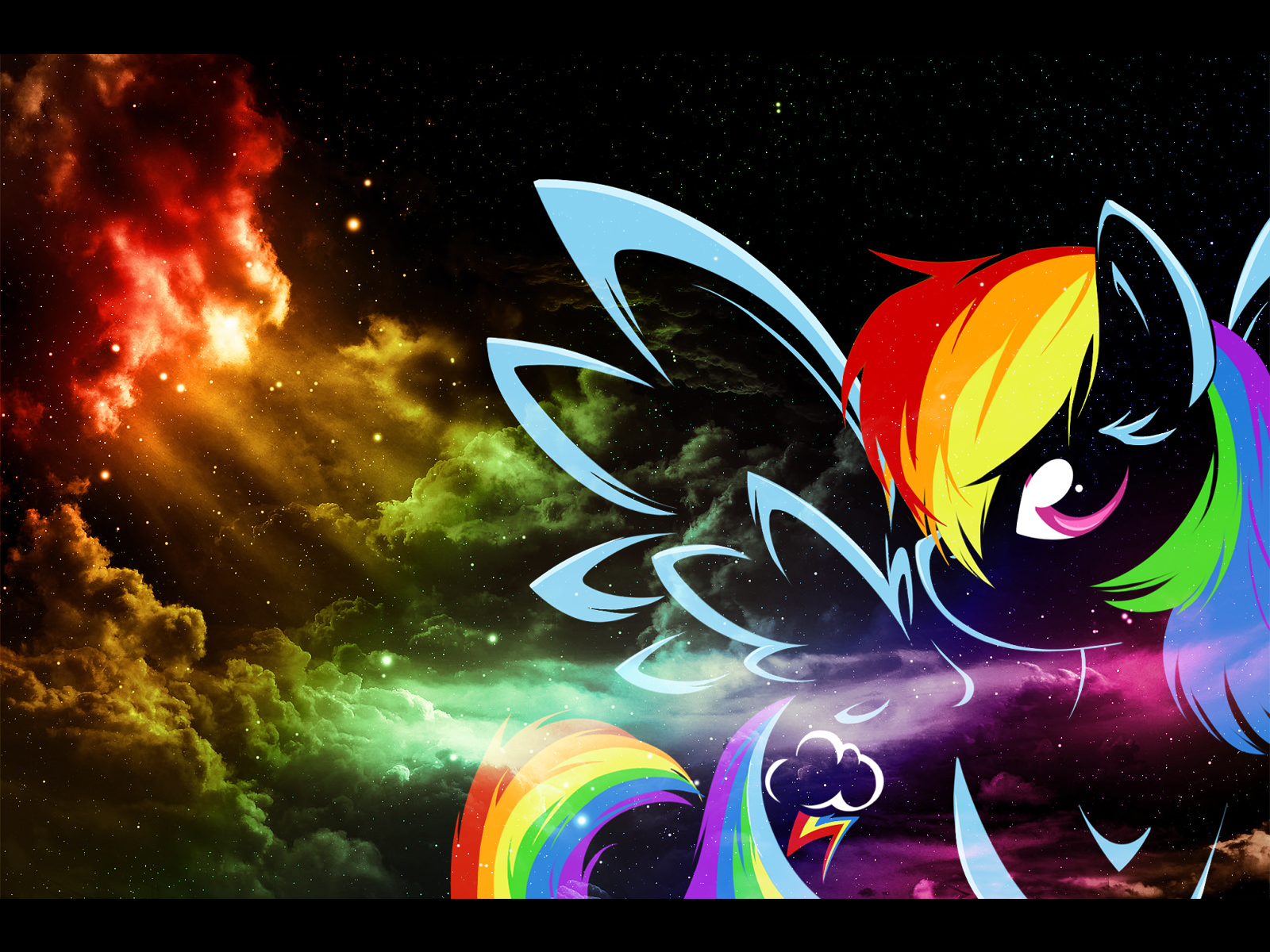 Epic my little pony wallpapers wallpapersafari - Princess luna screensaver ...