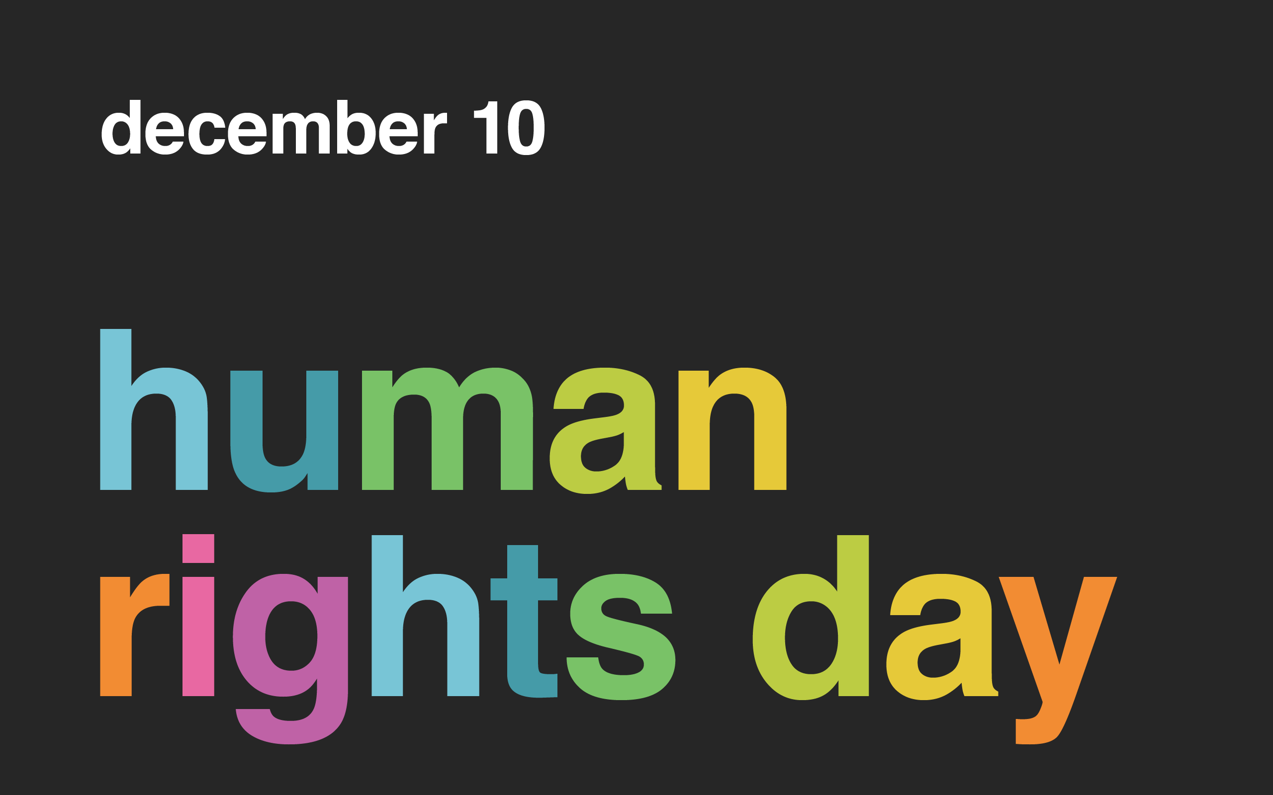 30 Human Rights Day Wish Pictures And Photos 2560x1600