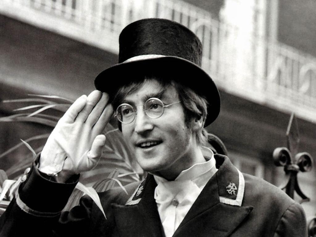 John Winston Ono Lennon ur 9 października 1940 w Liverpoolu zm 8 grudnia 1980 w Nowym Jorku brytyjski muzyk kompozytor piosenkarz i autor tekstów jeden