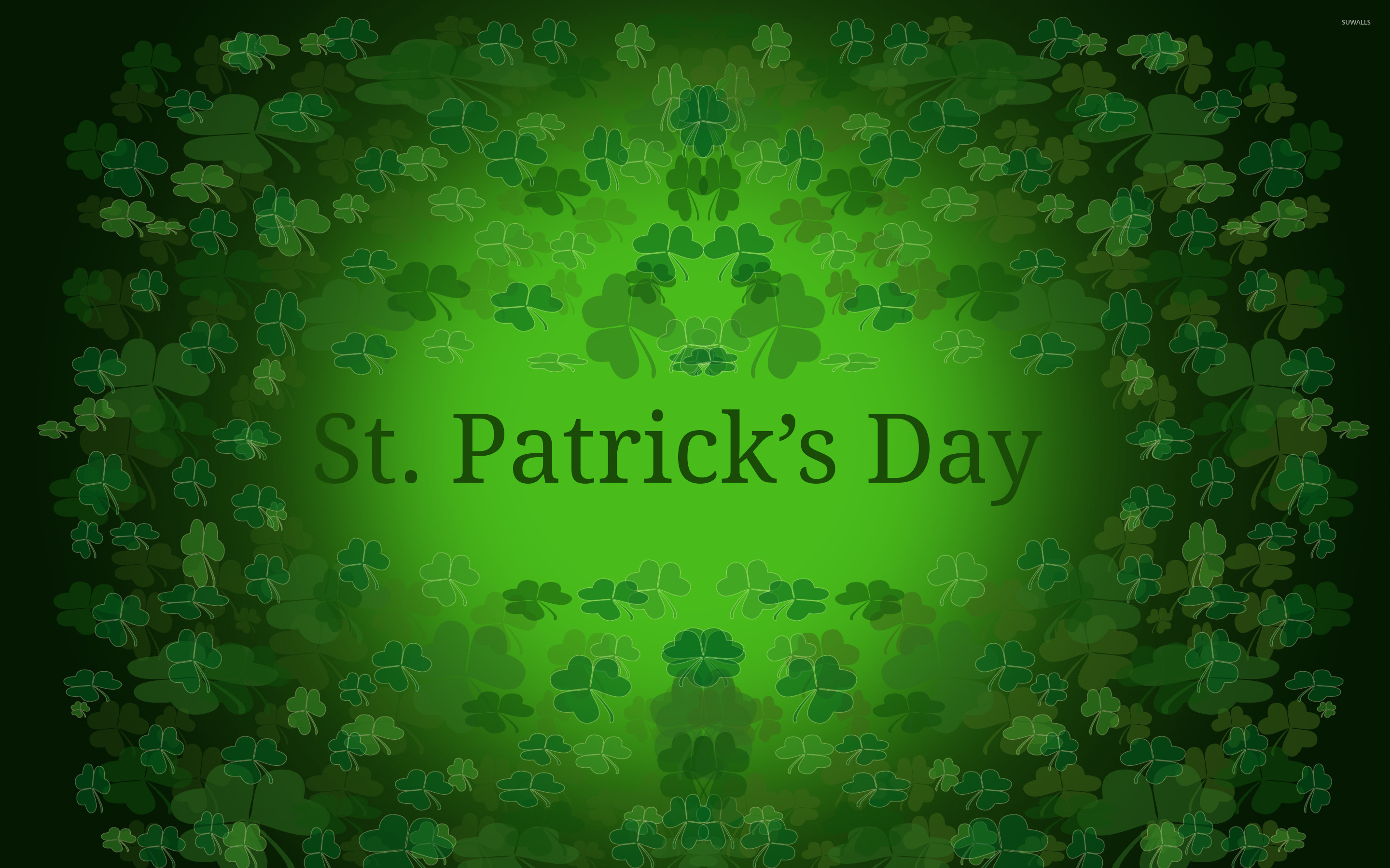 St Patricks Day [2] wallpaper   Holiday wallpapers   39521 2880x1800