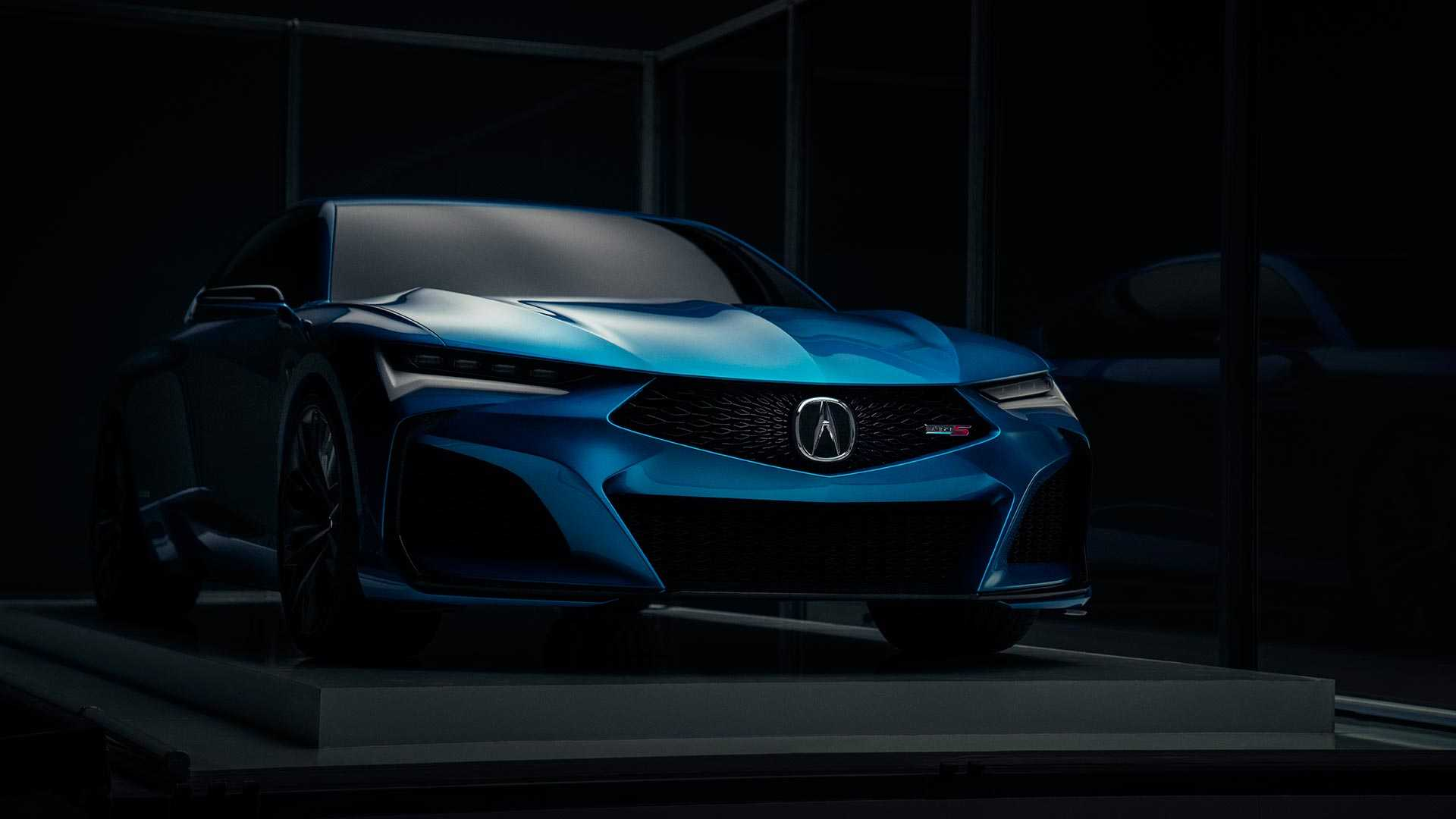 2019 Acura Type S Concept Wallpapers 15 HD Images   NewCarCars 1920x1080