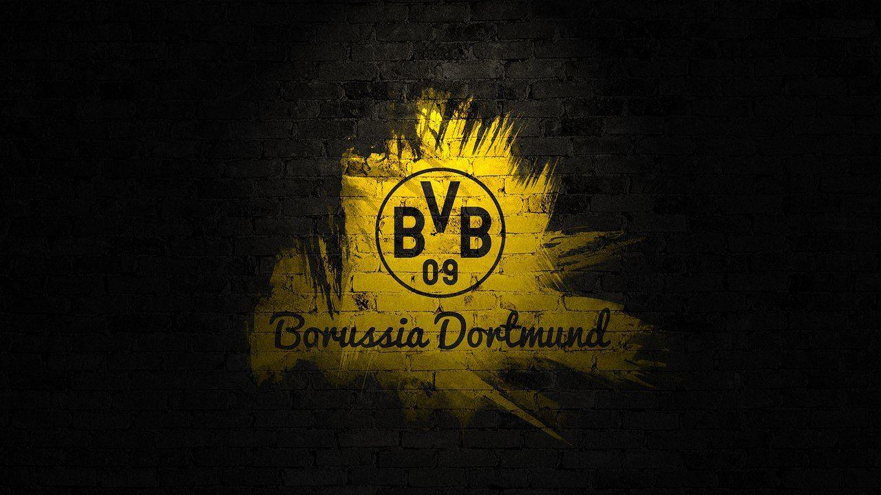 best Borussia Dortmund Logo Wallpapers Desktop Background Savage 1280x720