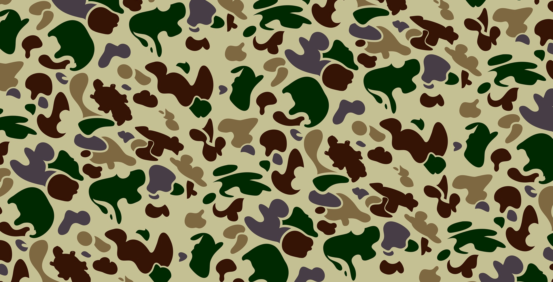 bape camo iphone wallpaper wallpapersafari