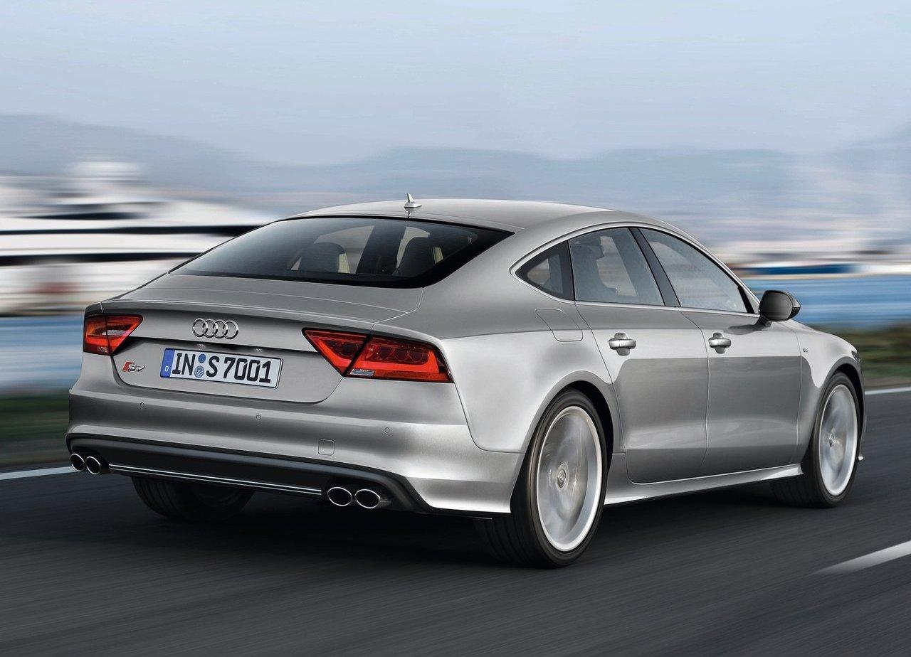 2013 Audi S7 Sportback   Wallpapers Pictures Pics Photos Images 1280x924