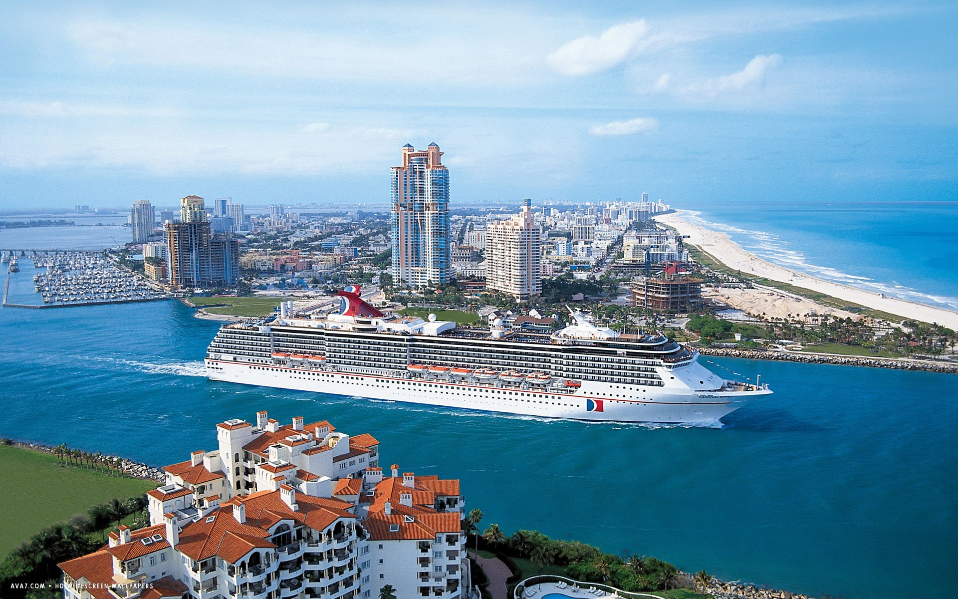 carnival spirit cruise ship hd widescreen wallpaper cruise ships 1920x1200