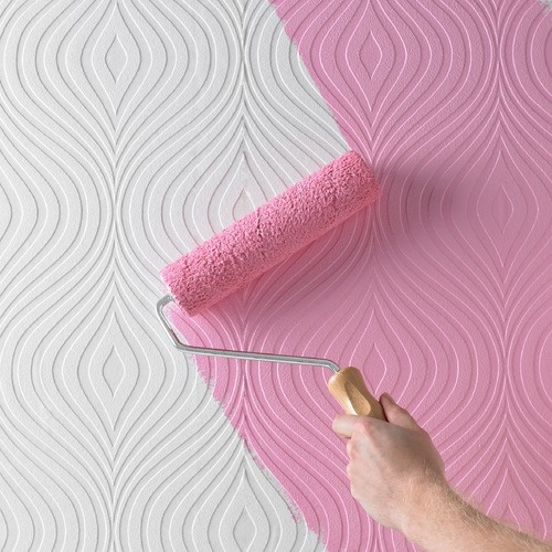 Paintable Wallpaper 500x500