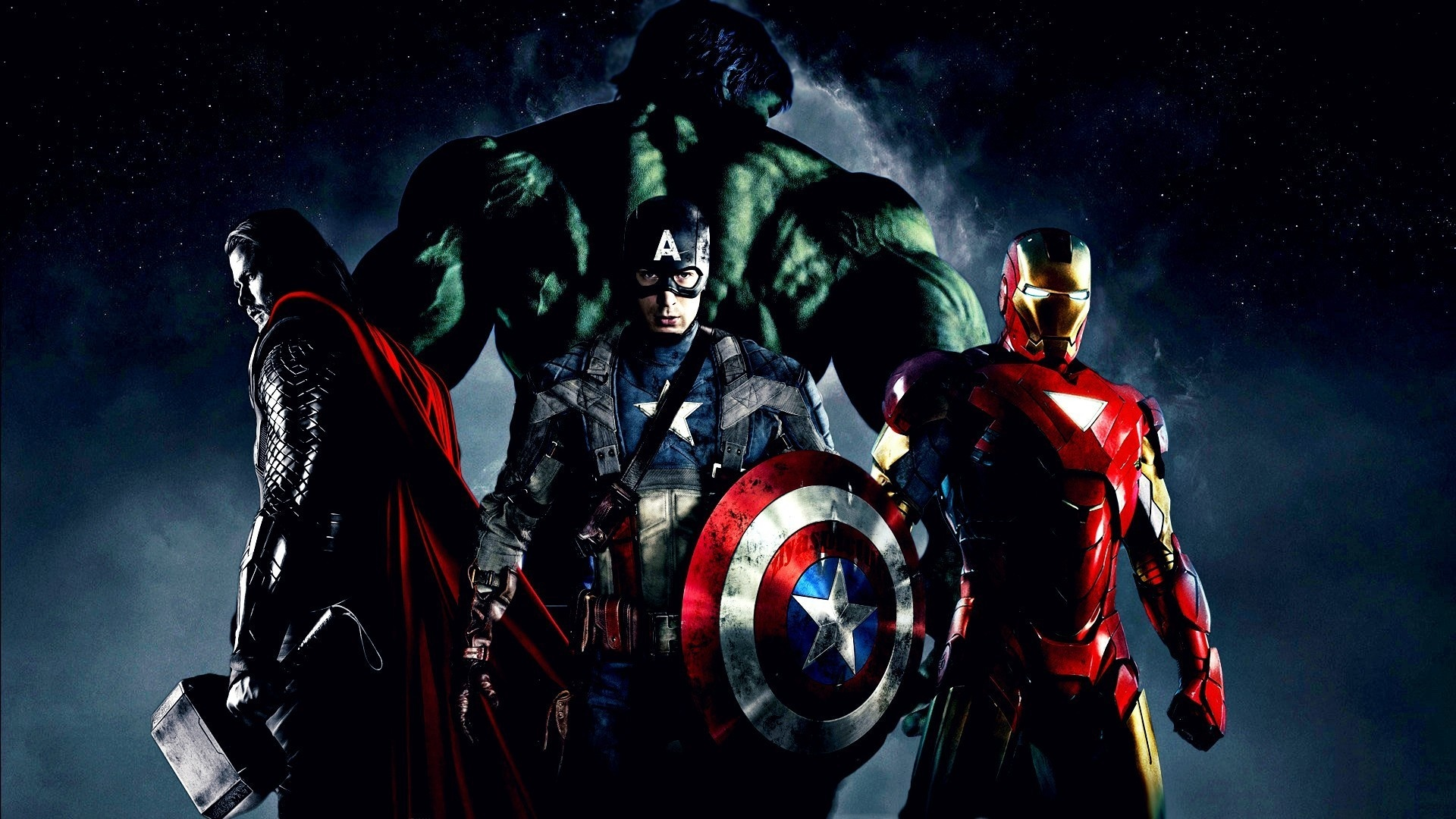 49 Avengers Cartoon Wallpaper On Wallpapersafari