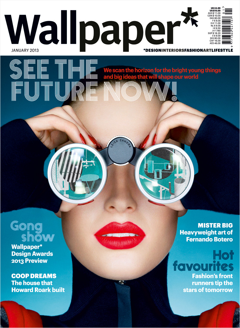 Sneak Peek Wallpaper Magazines Next Generation Issue 800x1091