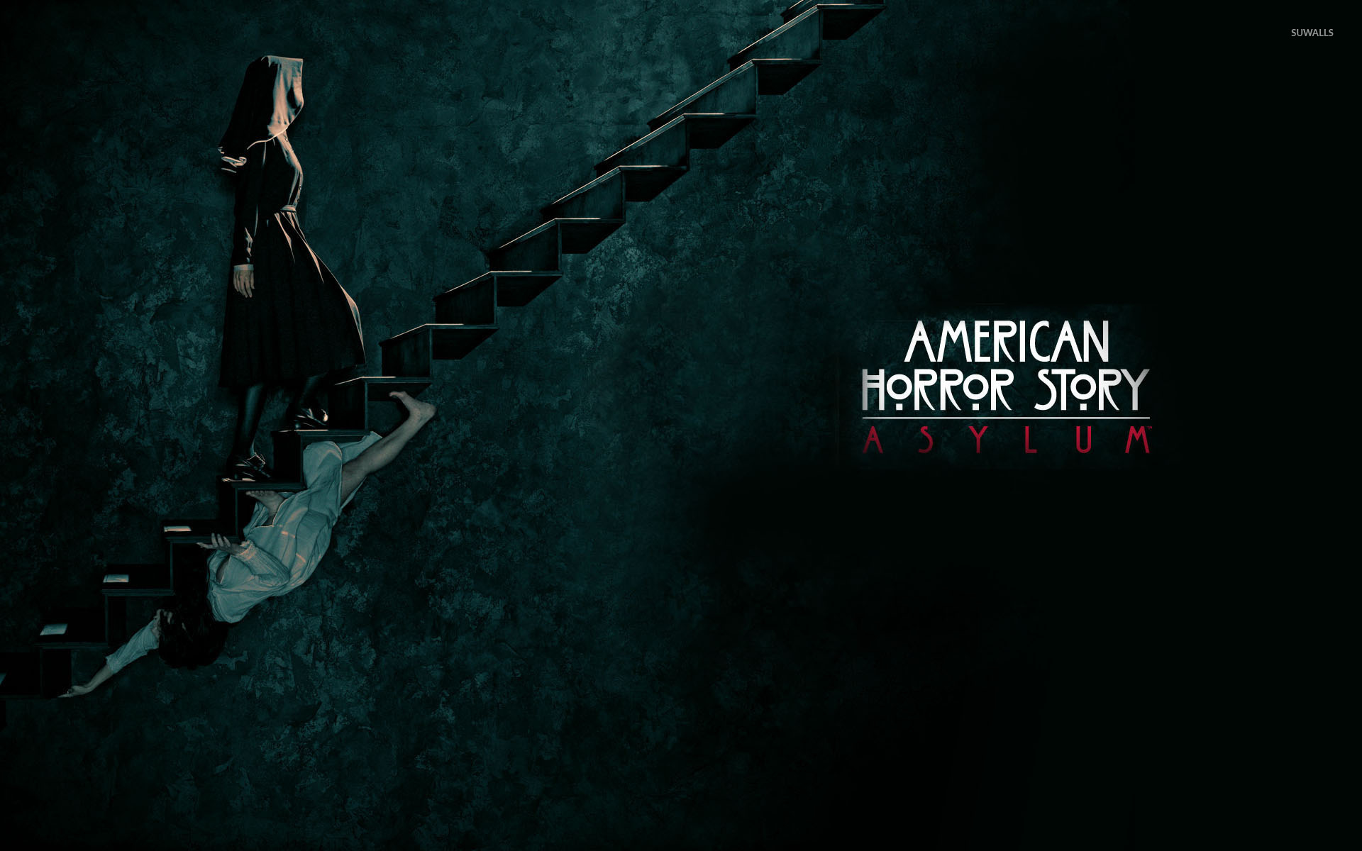 American Horror Story   Asylum [2] wallpaper   TV Show wallpapers 1920x1200