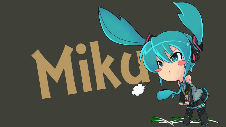[49+] Hatsune Miku Chibi Wallpaper on WallpaperSafari
