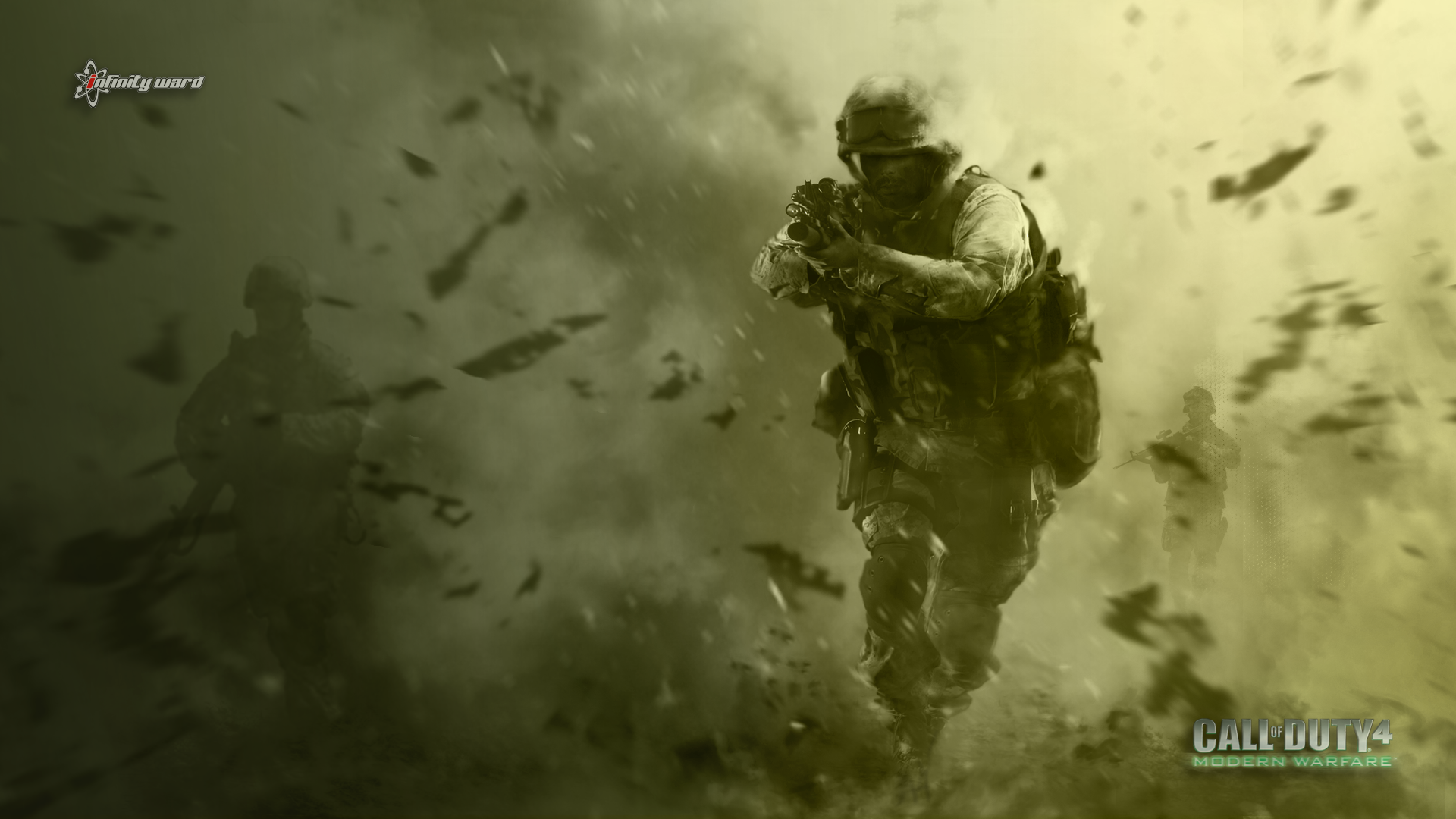 Call Of Duty Games HD Wallpapers 1920x1080