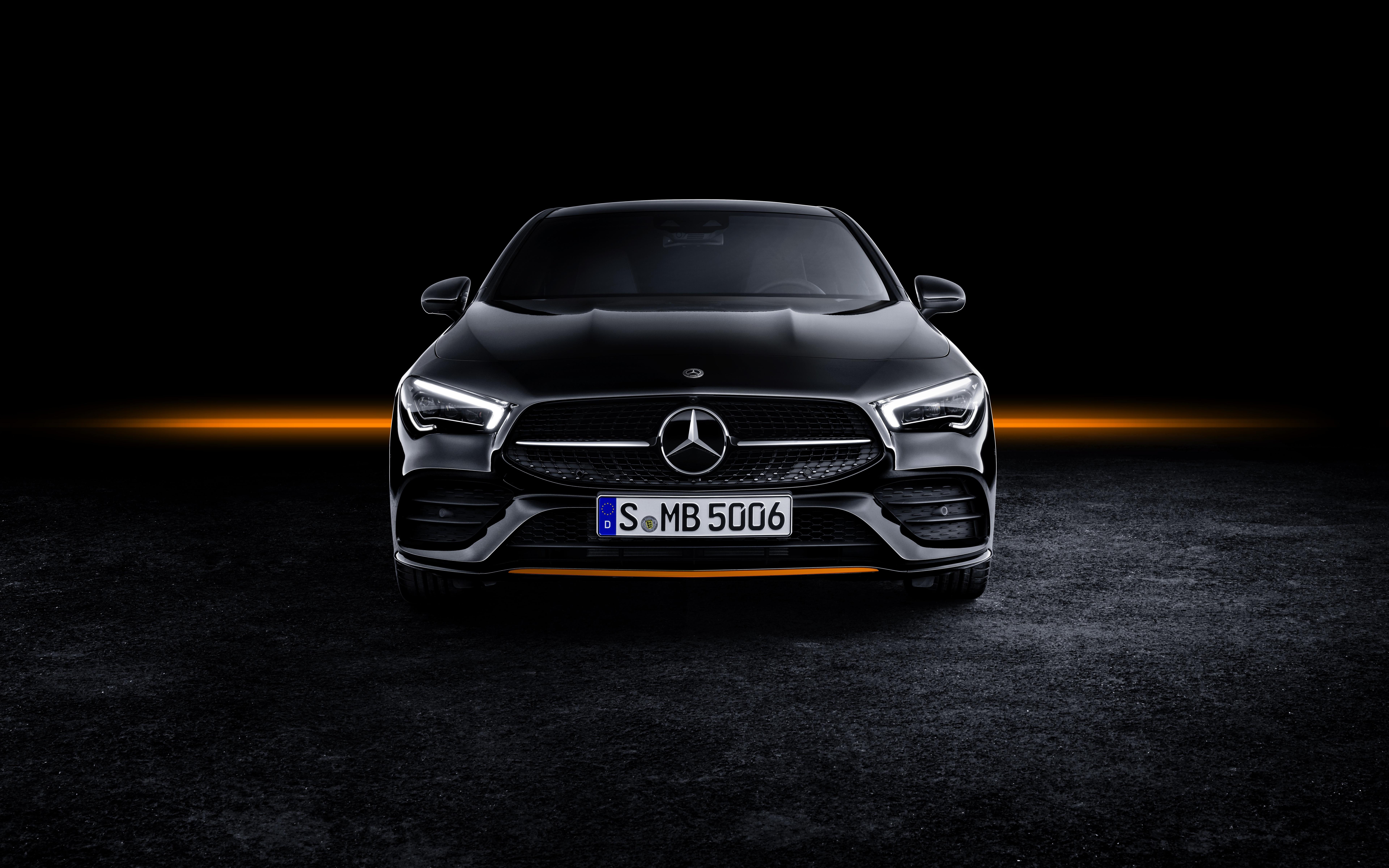 Mercedes Benz CLA Class 8k Ultra HD Wallpaper Background Image 7680x4800