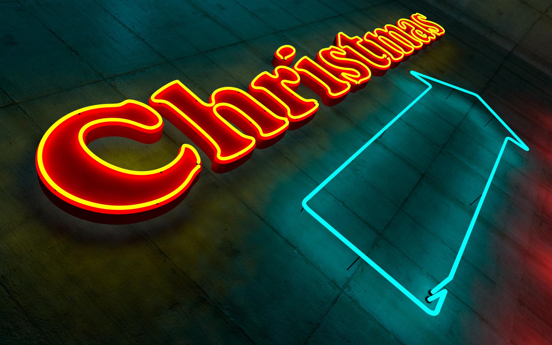 Neon Signs Wallpaper - WallpaperSafari