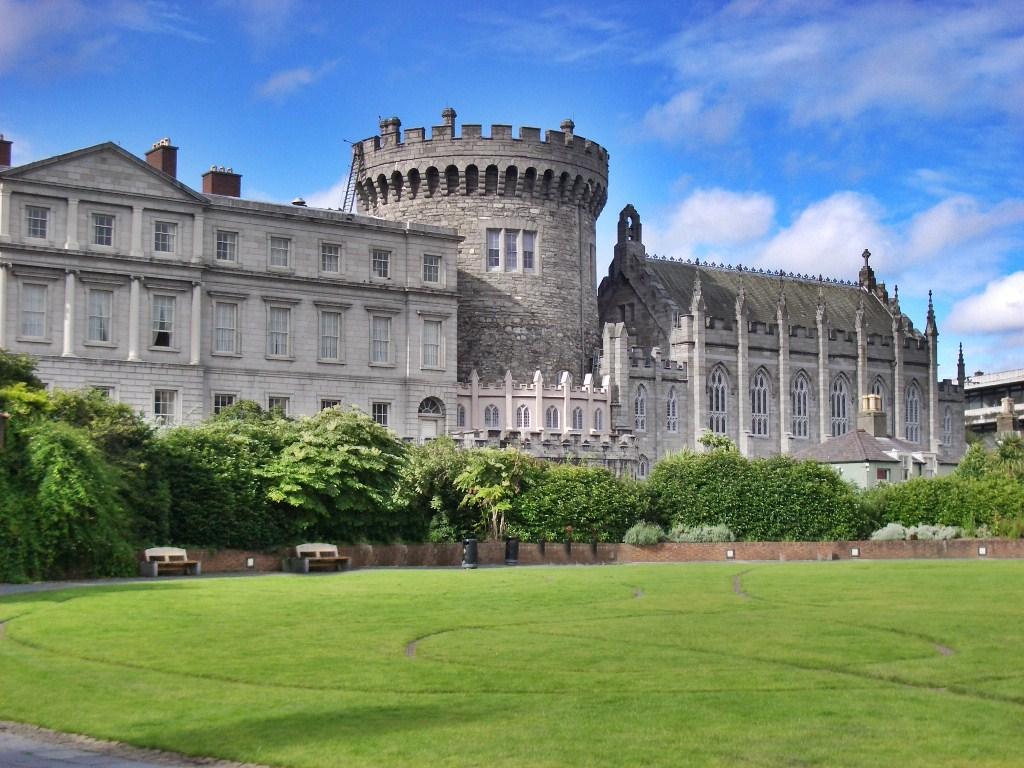 dublin castle Dublin 1024x768