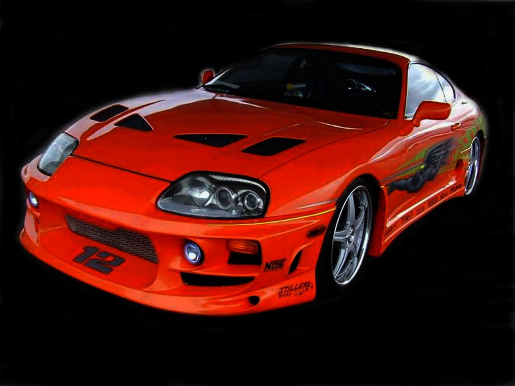 New Toyota Supra background Supra wallpapers 1024x768