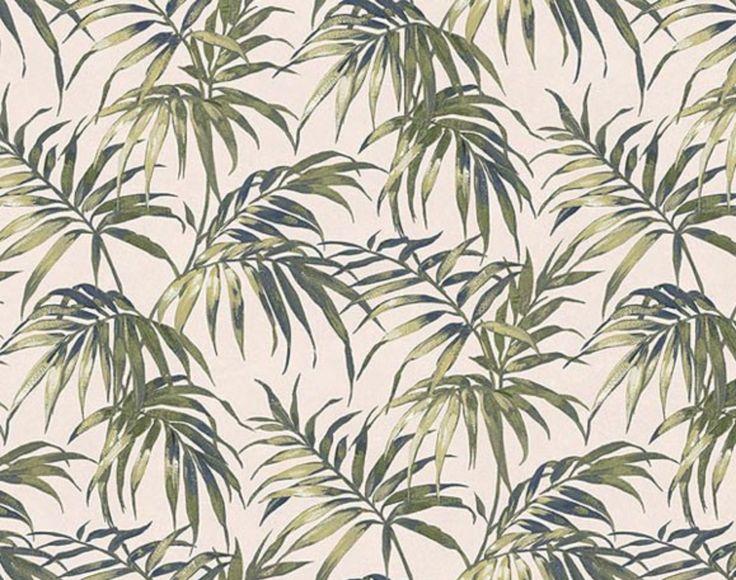 wallpaper Interior inspiration Pinterest Tree Wallpaper Palm 736x580