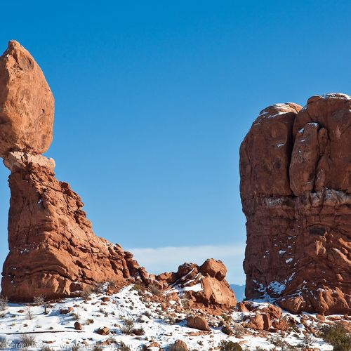 Download 1680x1050 Arches National Park 3 Wallpaper 500x500