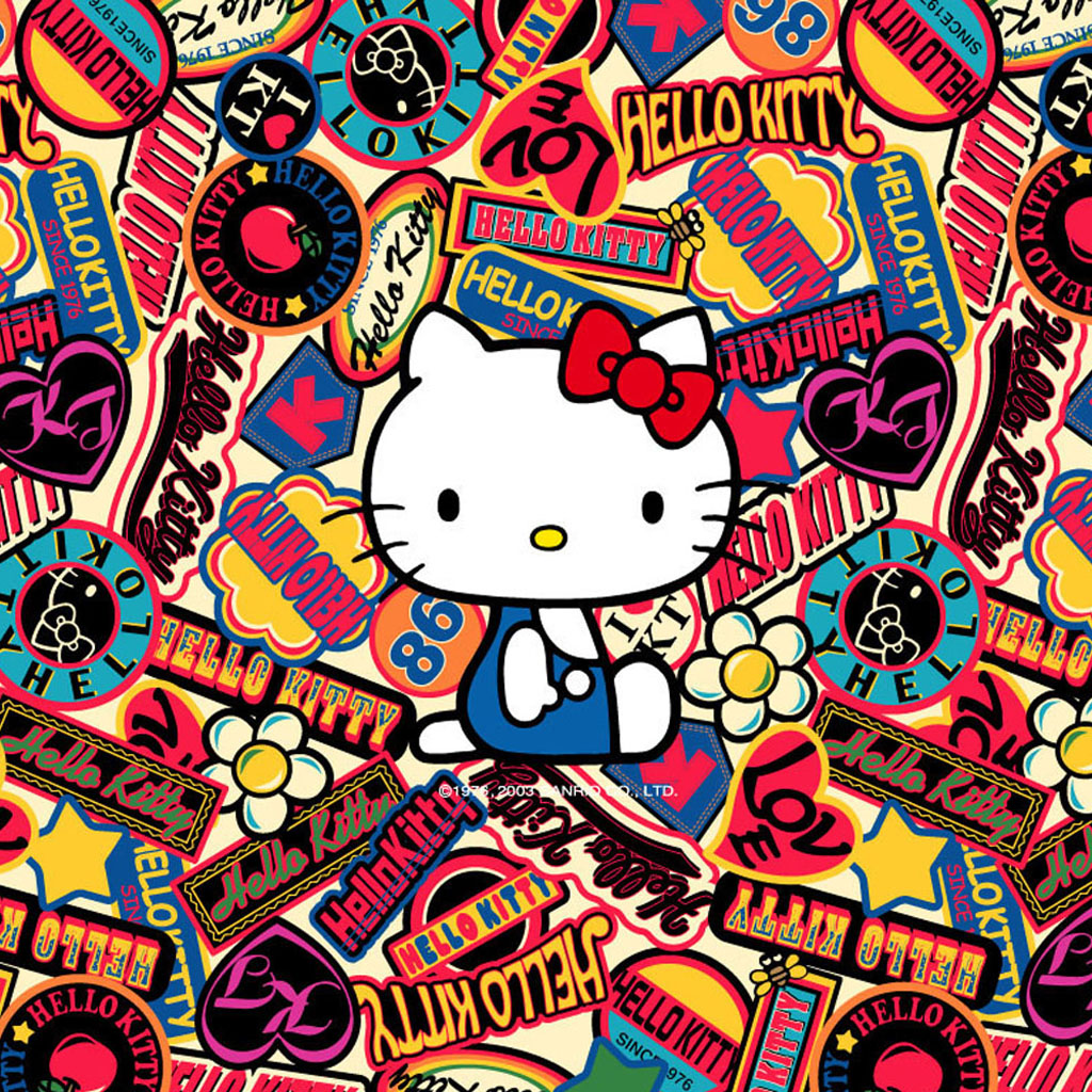 Iphone Wallpaper Pink: Hello Kitty Wallpaper For IPad