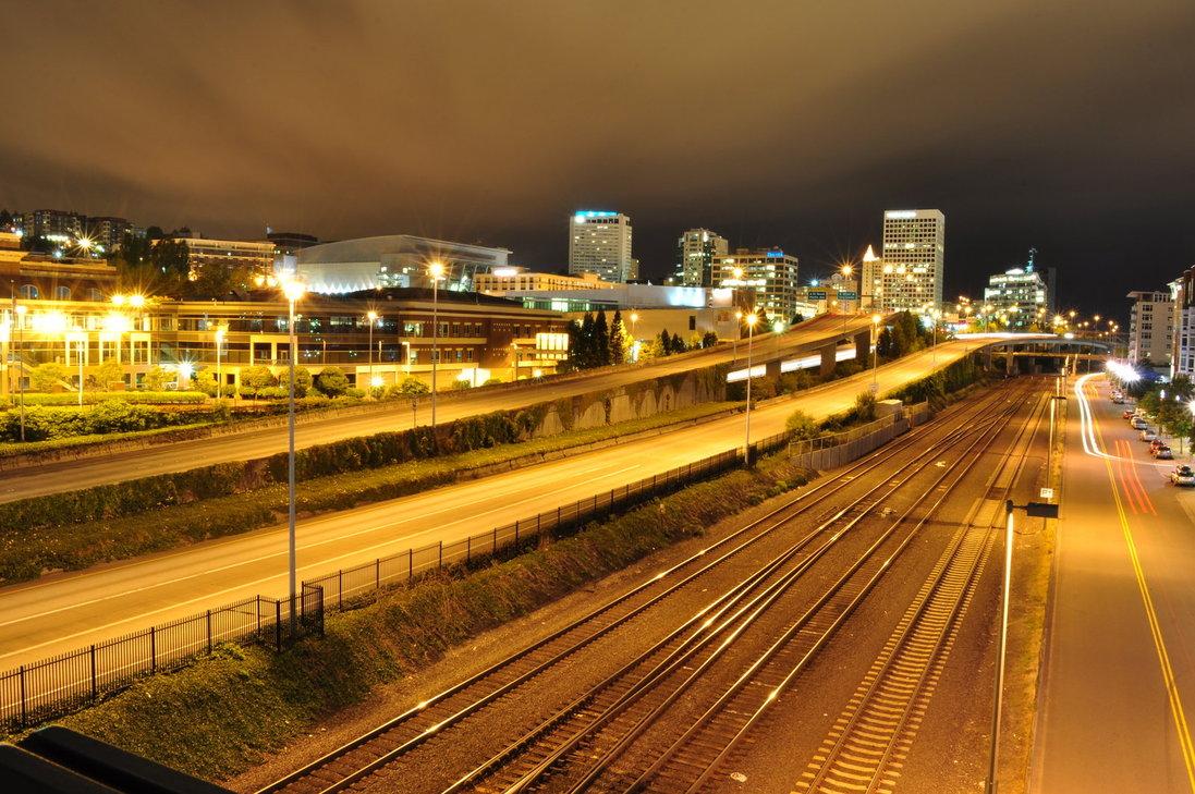 Downtown Tacoma Skyline by JMondryPhotography 1097x729