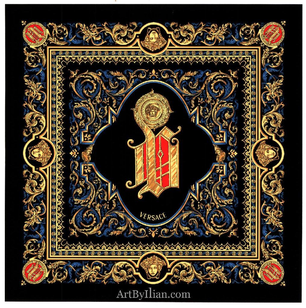 Gianni Versace Wallpaper Wallpapersafari