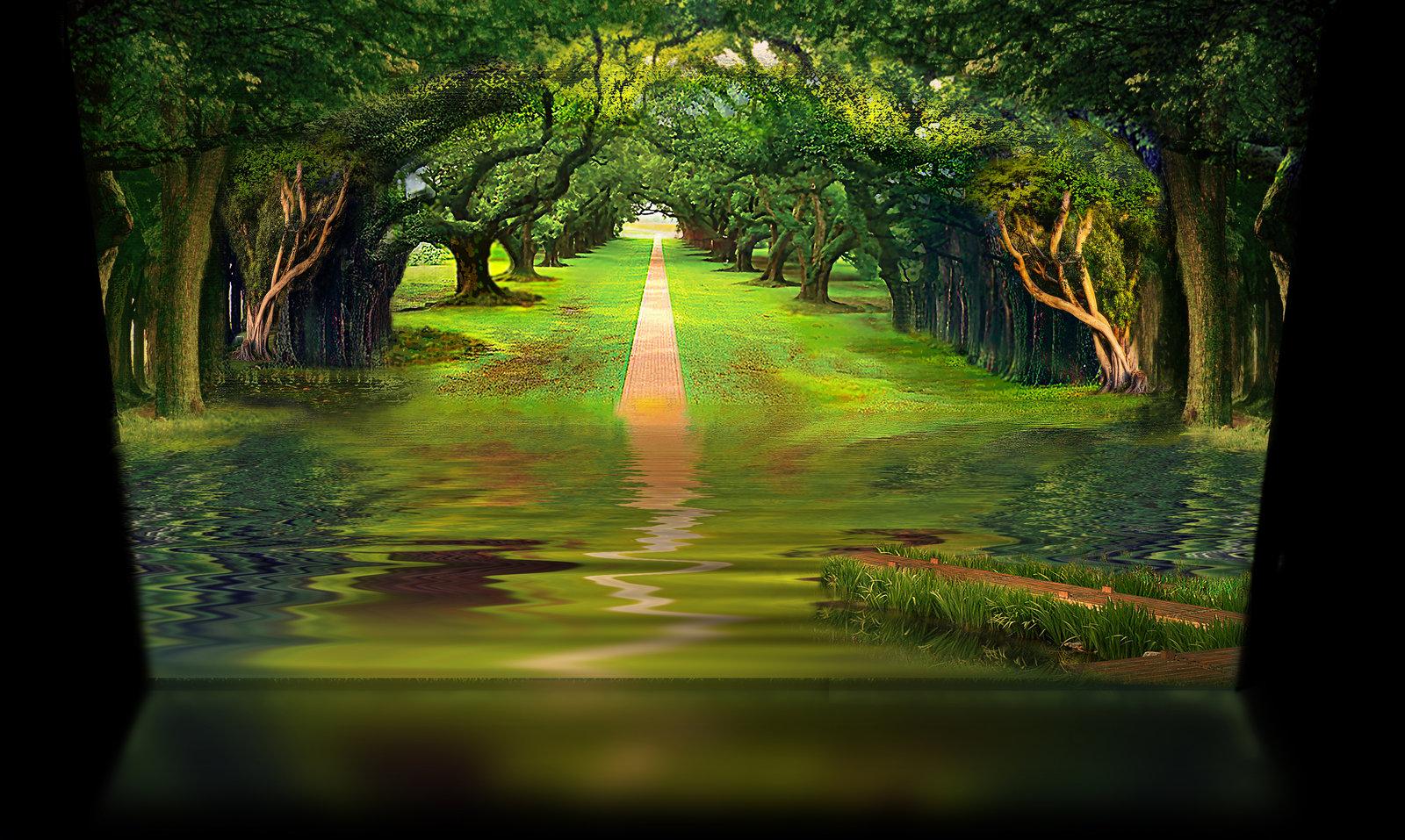 Best Landscape Wallpaper Wallpapersafari