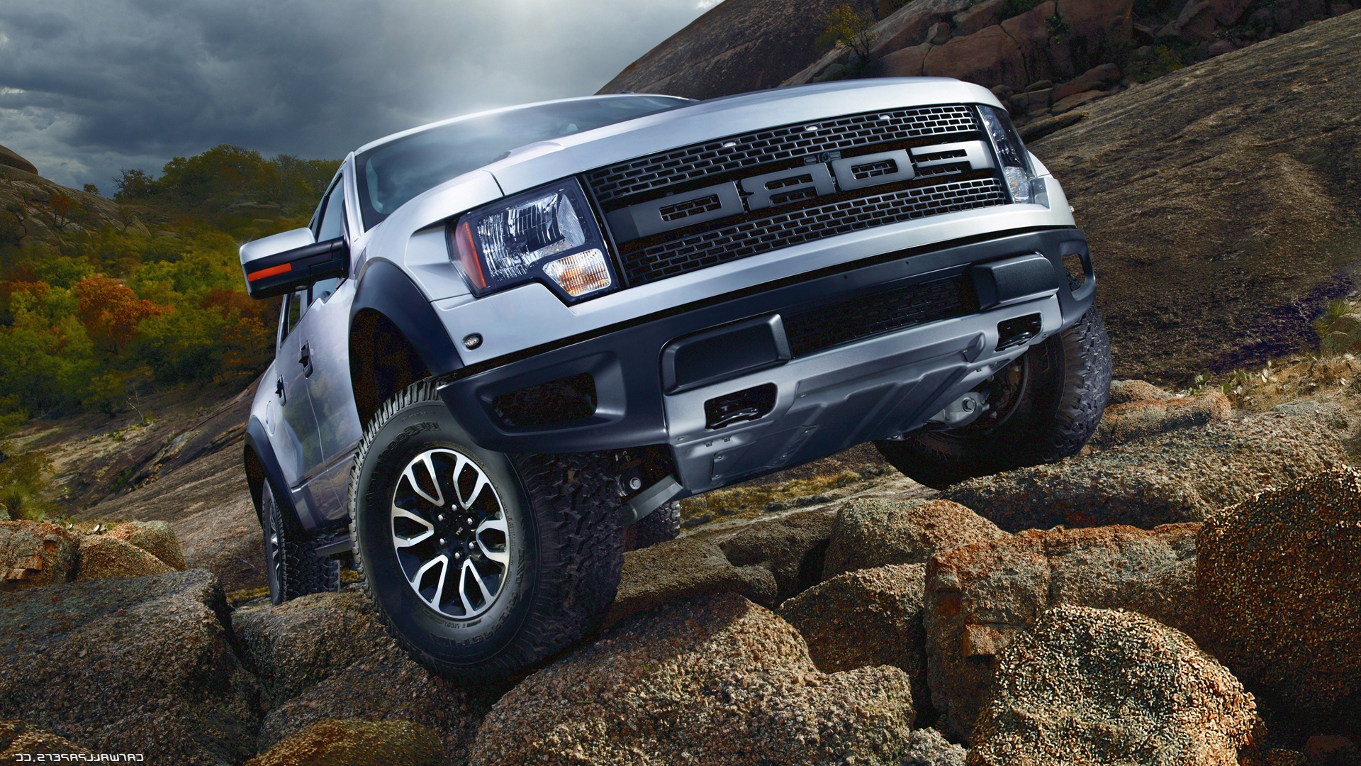 Ford Raptor Climb Mountain Wallpaper HD 377 Wallpaper WallscreenHD 1920x1080