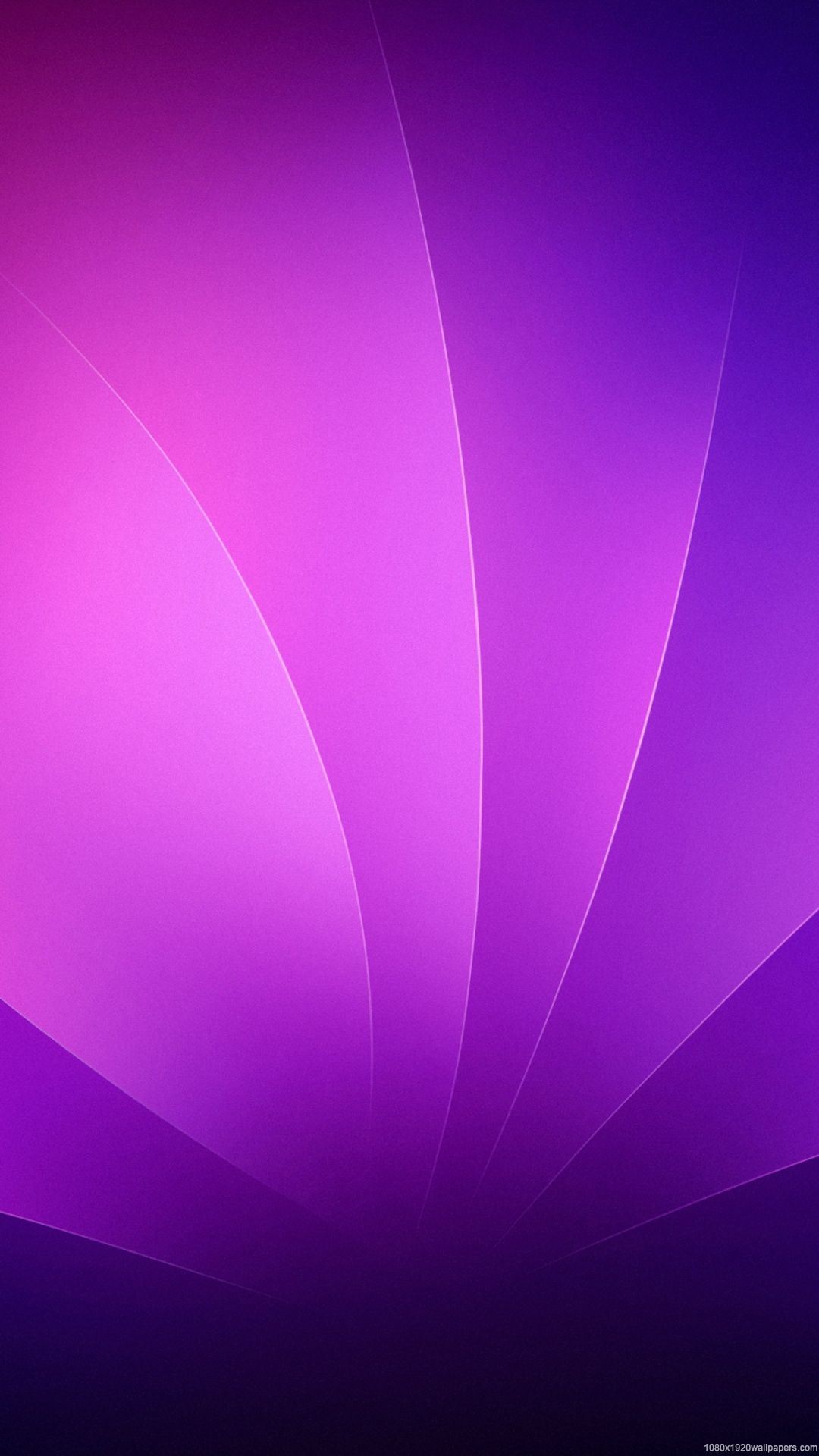 1080x1920 leaves line abstract purple wallpapers HD   1080P 1080x1920