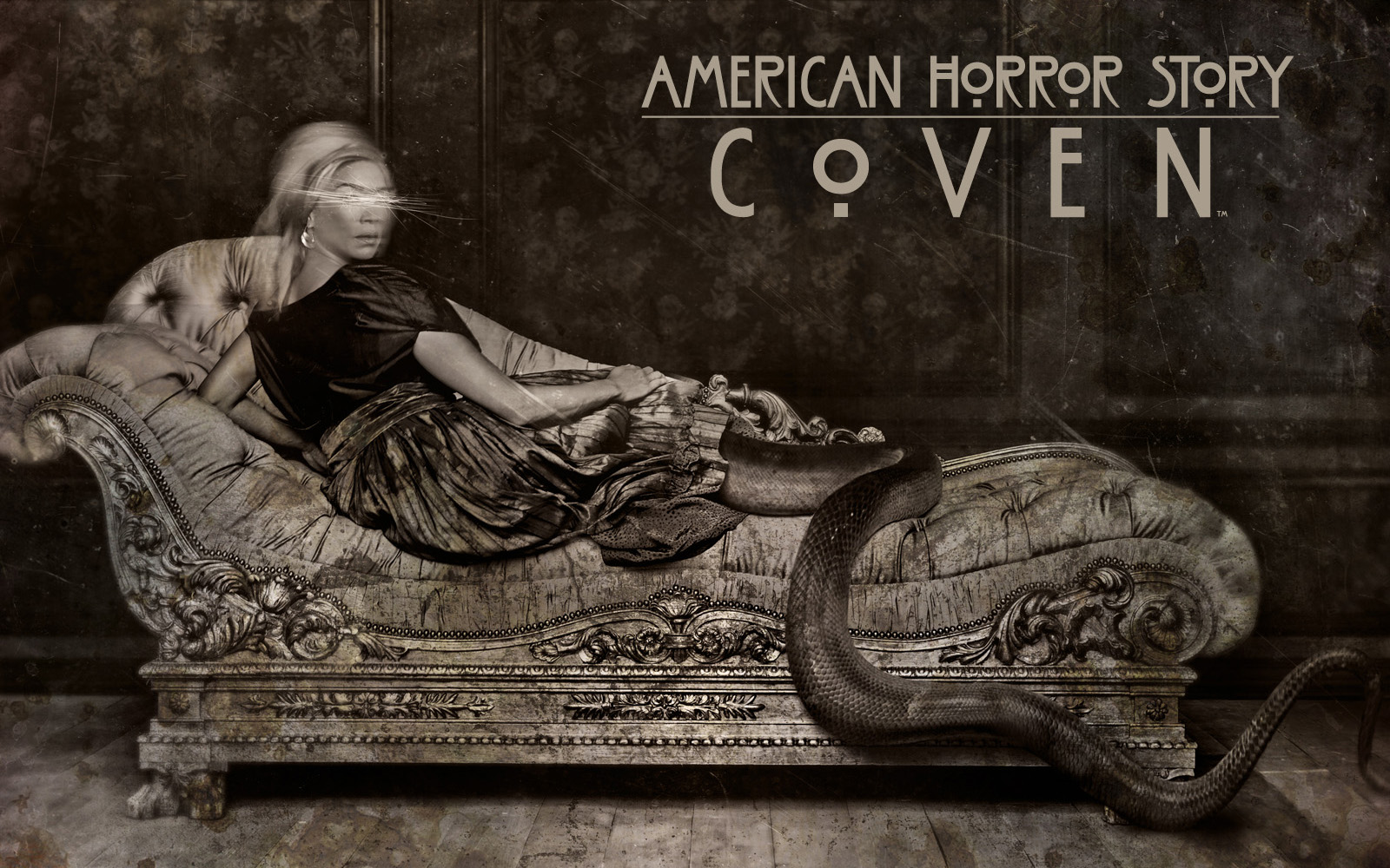 American Horror Story Wallpaper On Wallpaperget Com
