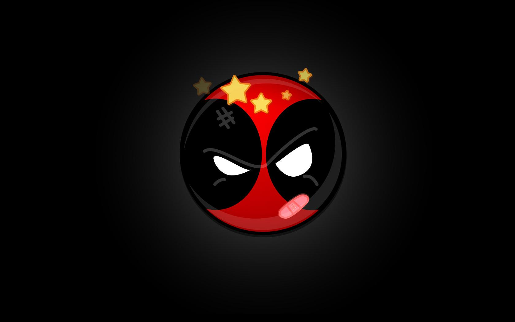 Funny Deadpool Wallpaper 1680x1050 Funny Deadpool Wade Wilson 1680x1050