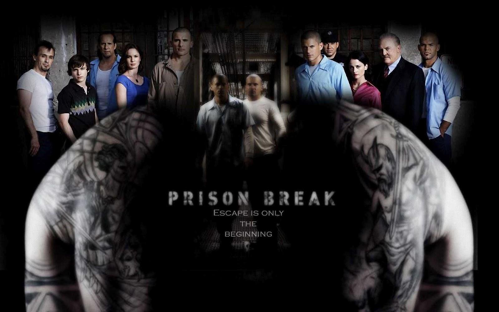 Prison Break Wallpapers Hd Wallpapersafari