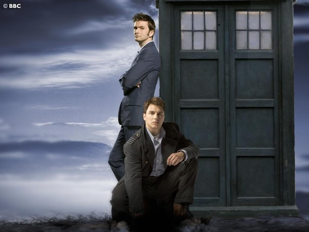 Free Download Tardis David Tennant Doctor Who John Barrowman Tenth
