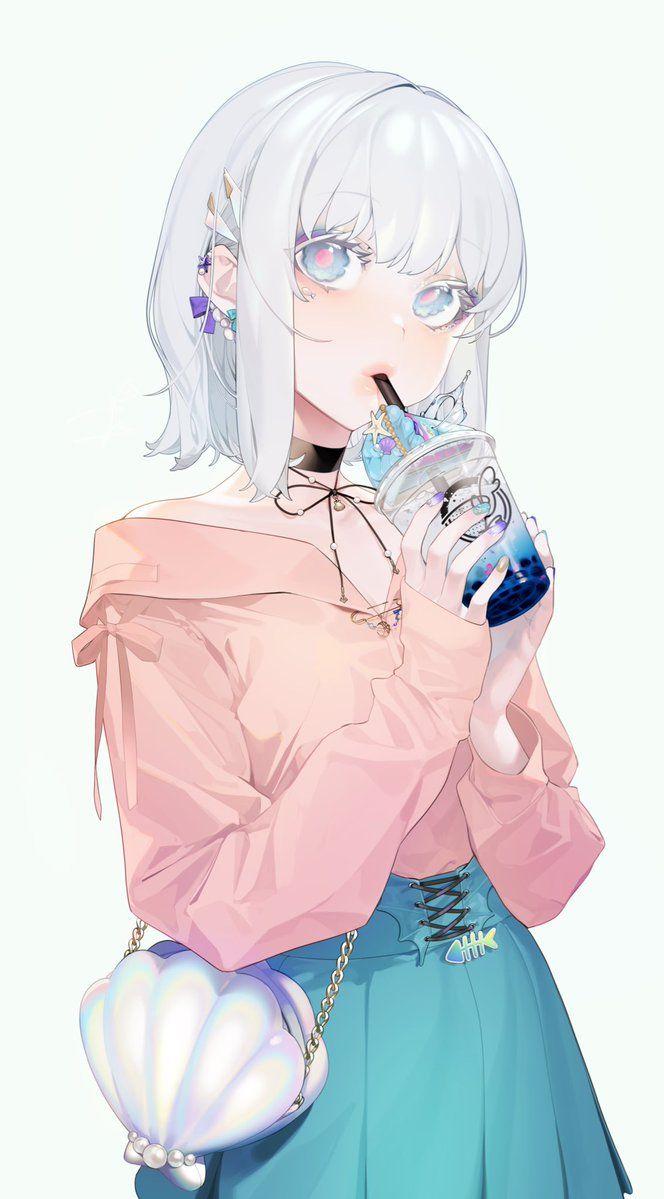 Anime characters Kawaii anime Anime art girl 664x1199