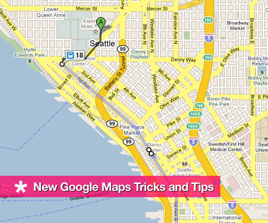 Useful Google Maps Tips Tricks Suggestionsjpg 550x458