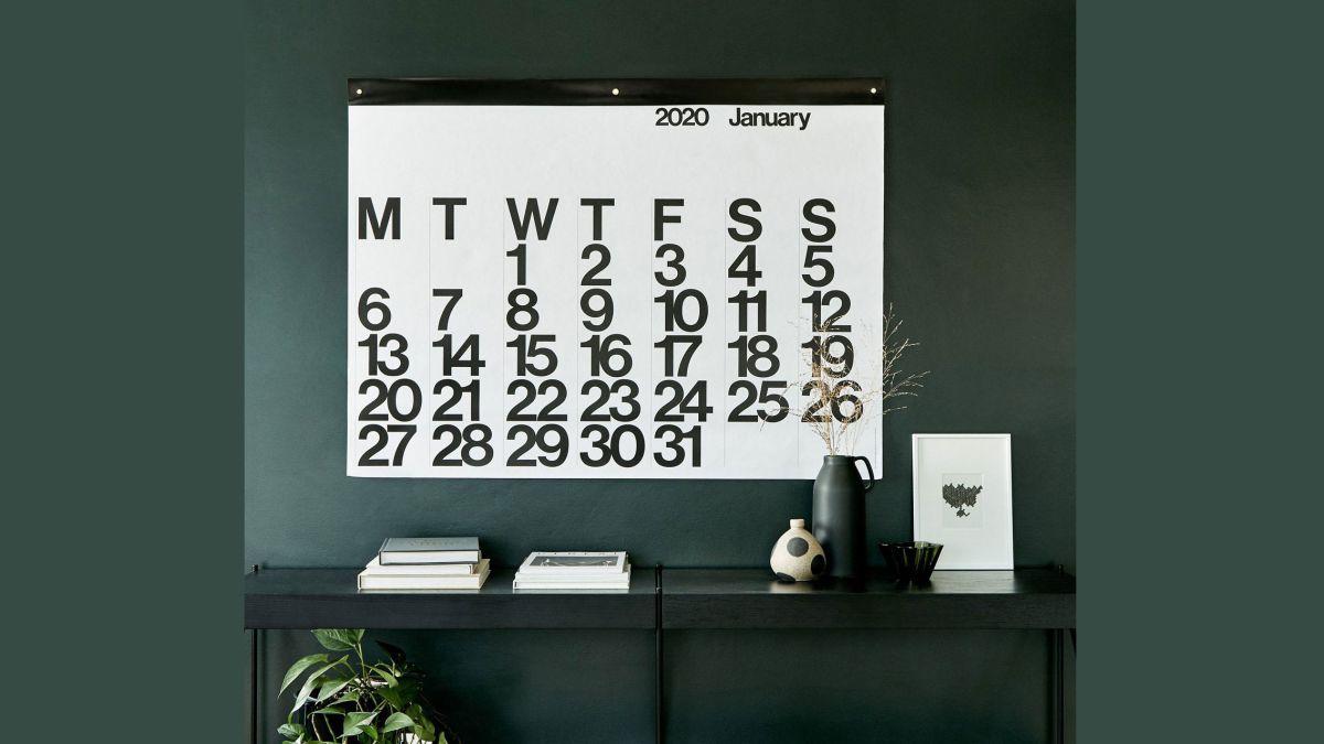 Flipboard Calendar 2020 The best wall and desktop calendars for 1200x675