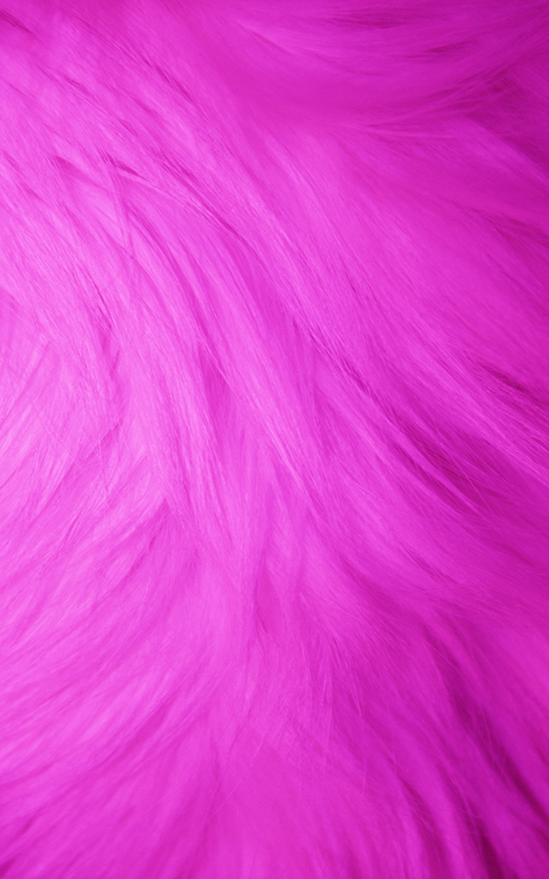 Pink Fur Case Skin For Otterbox Defender Motorola Droid Turbo 800x1280