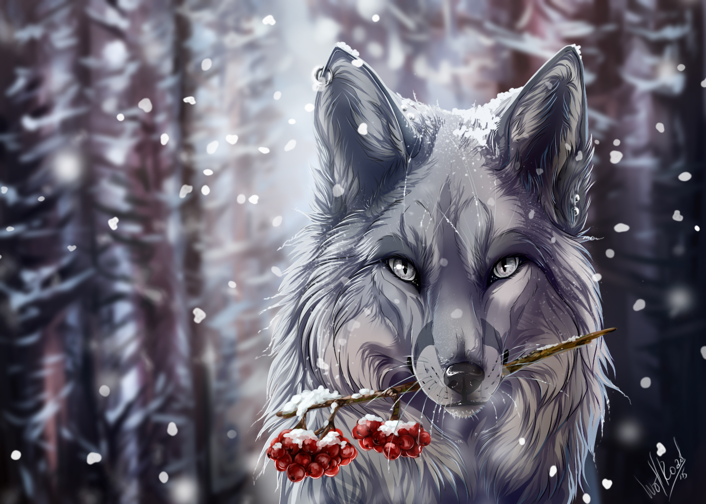 re looking for the best anime wolf wallpaper then wallpapertag is the place to be 24+  Wolf