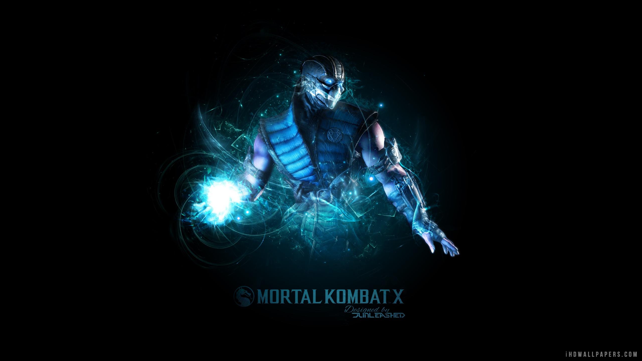 Mortal Kombat X HD Wallpaper   iHD Wallpapers 2560x1440