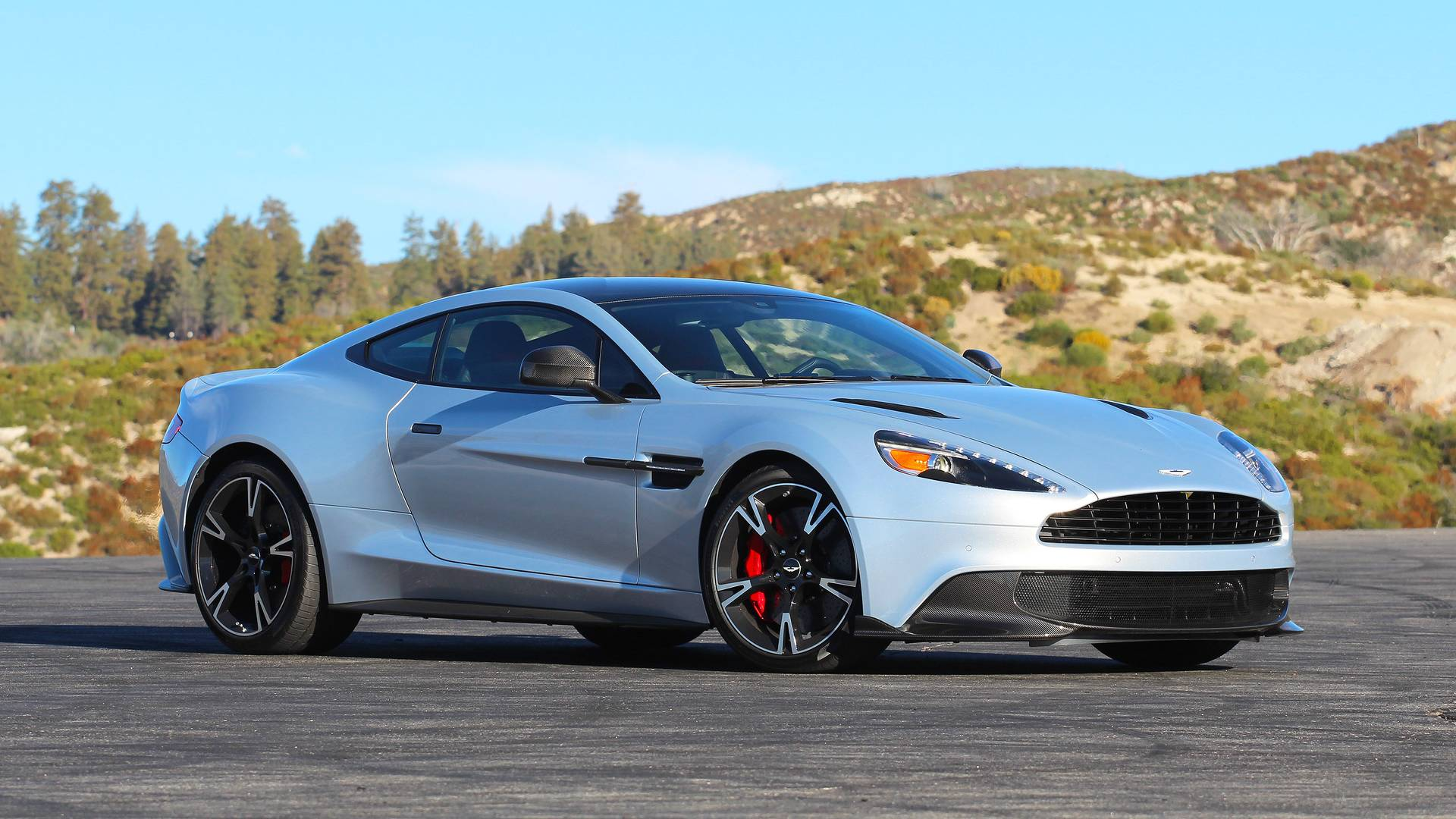 2018 Aston Martin Vanquish S Coupe Review Going Out With A Bang 1920x1080