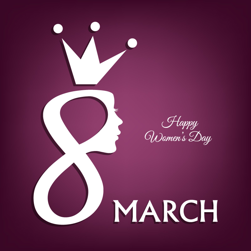 Womens Day Quotes FB Whatsapp Status SMS Happy Womens Day 801x801