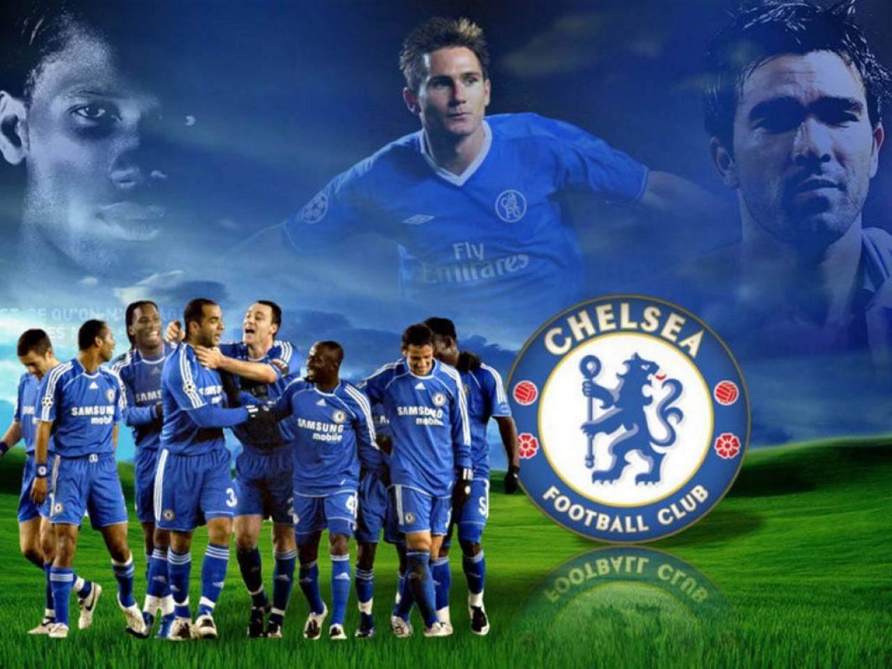 Chelsea FC Wallpaper 1280x960