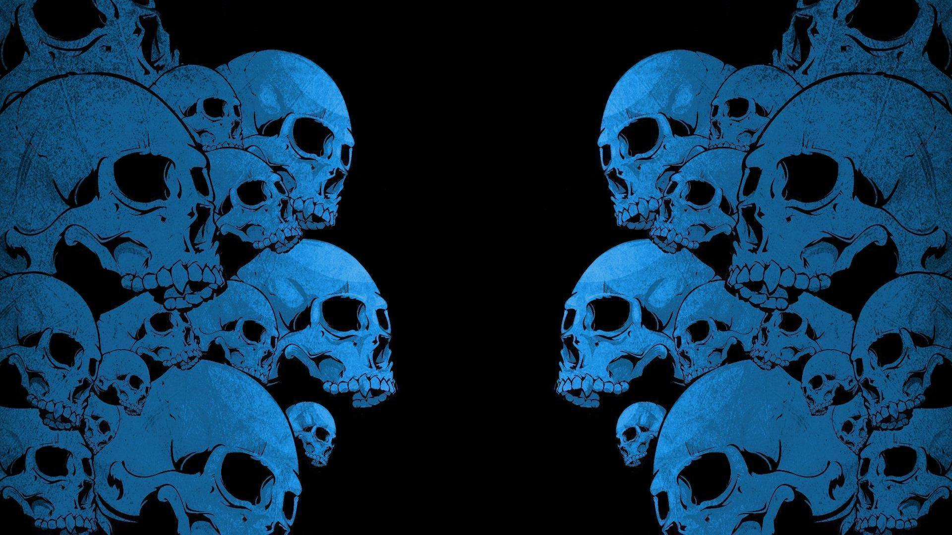 Skulls Wallpapers 1920x1080