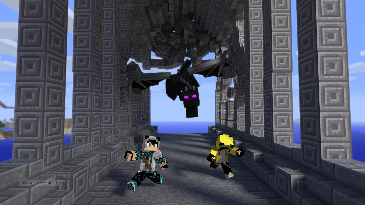 Top 10 Minecraft Wallpapers   MinecraftRocket 1280x720