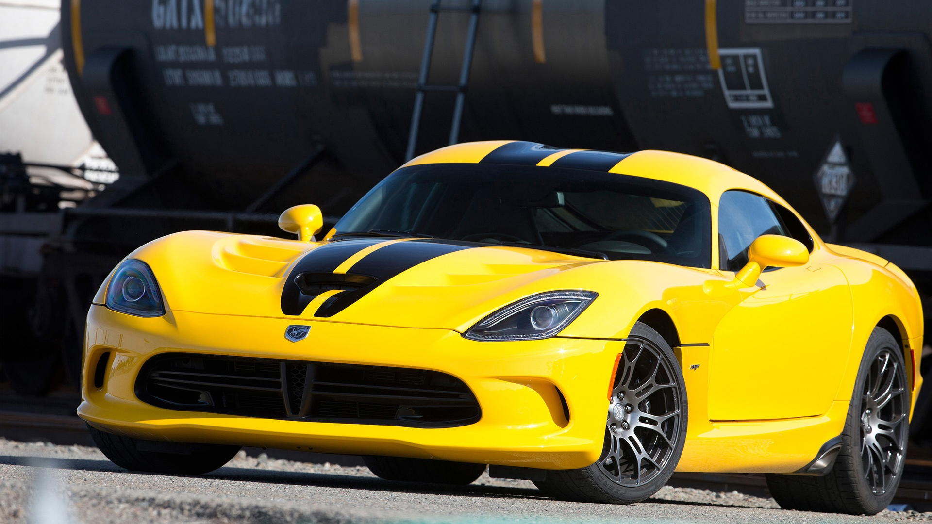2013 SRT Viper Race Car Wallpaper HD Car Wallpapers 1920x1080
