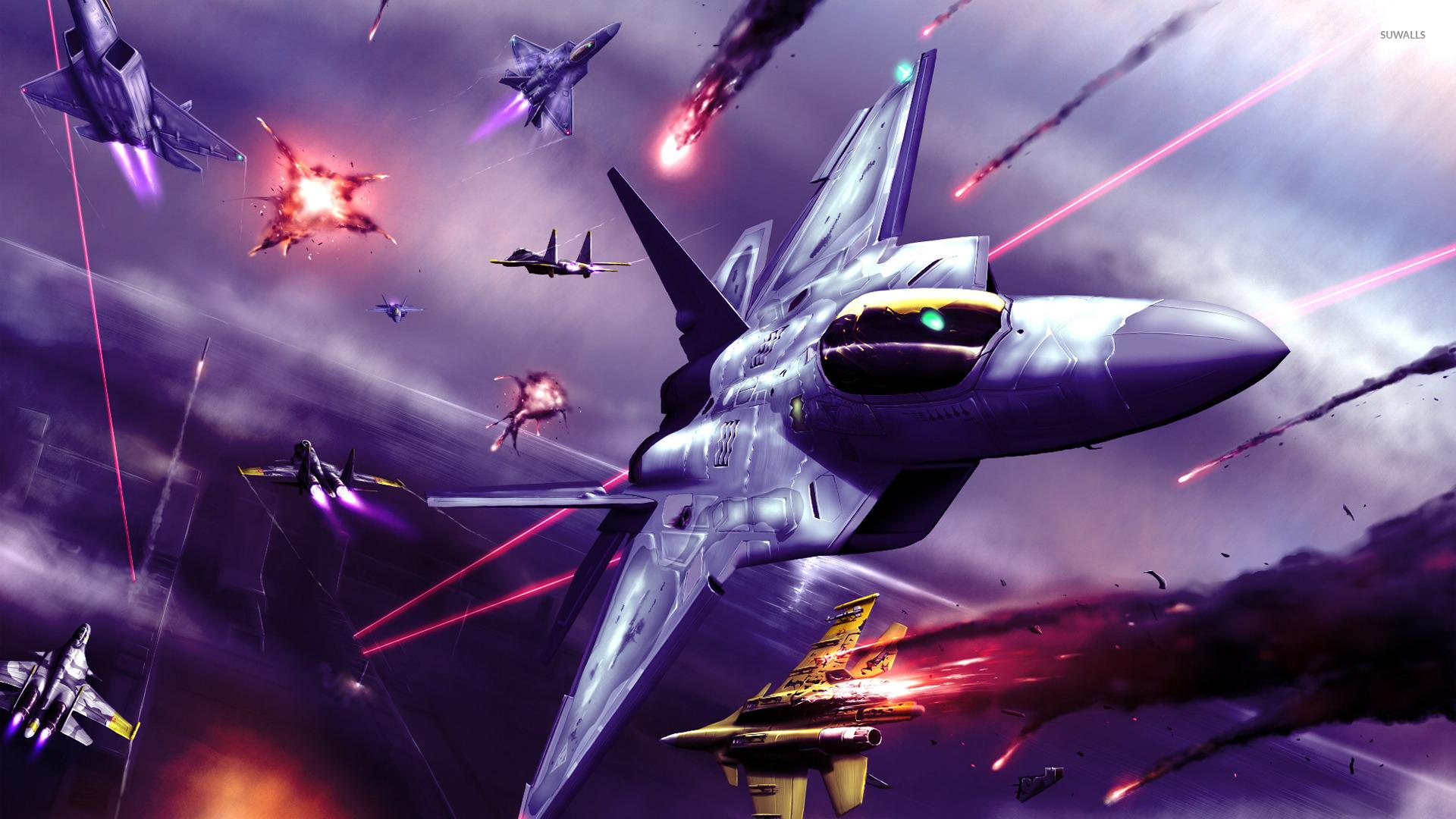 Ace Combat [2] wallpaper   Game wallpapers   18022 1920x1080