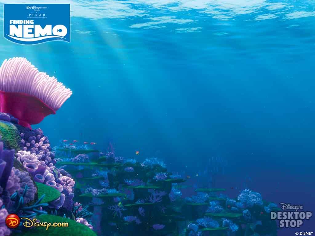 Finding Nemo Wallpaper Border