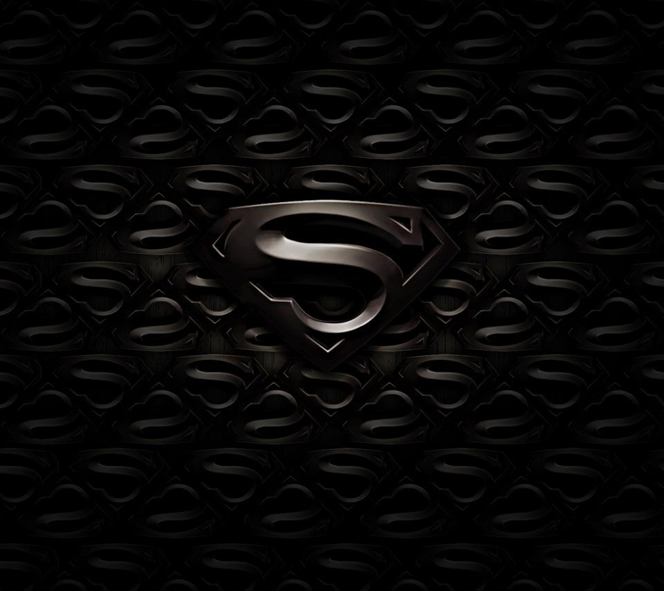 Dark Superman Wallpaper 960x854