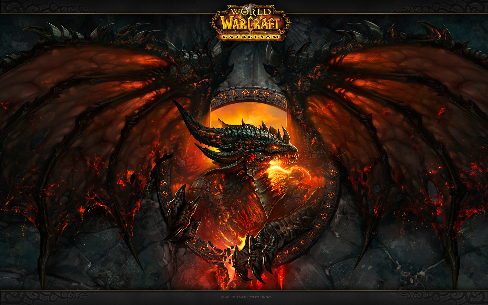 World of Warcraft Cataclysm Wallpapers HD Wallpapers 1920x1200