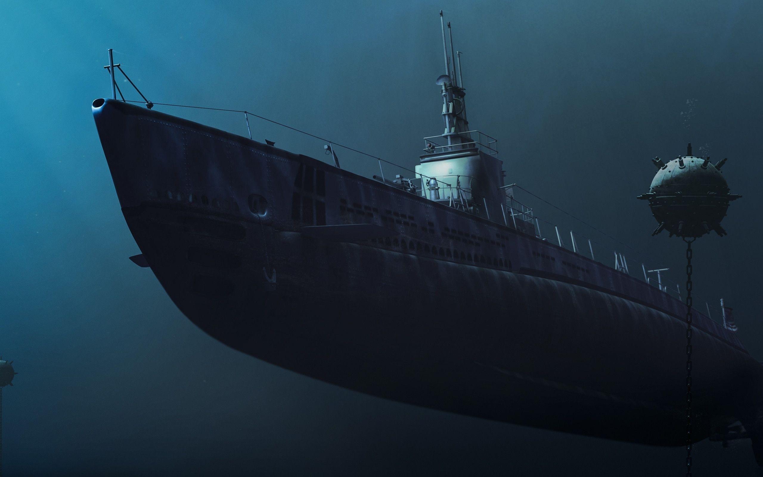 Submarine Wallpapers 2560x1600