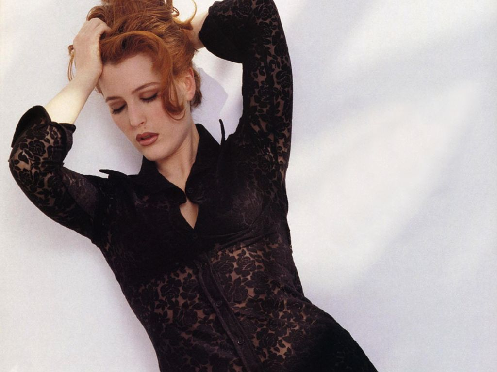 Gillian Anderson   Dana Scully Hd Wallpapers backgrounds 1024x768